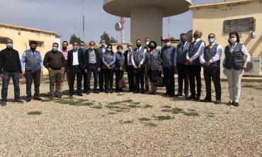 Dans le cadre du programme des visites de terrain, les membres du Conseil Supérieur de la Communication Audiovisuelle ont effectué le 07 avril 2021 une visite organisée par la HACA en coordination avec la SNRT