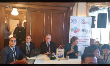 La HACA participe à la 5ème édition de la conférence « Media 2020 » en Roumanie