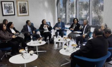La HACA présente sa contribution à la Commission Spéciale sur le Modèle de Développement