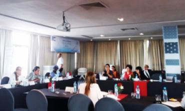 La HACA participa en una conferencia sobre la representación política de las mujeres en África