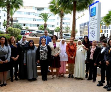 A l'occasion du 8 mars 2020 La HACA célèbre la participation féminine et la régulation citoyenne