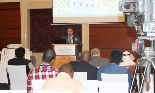 المدير العام للهيأة العليا يستعرض، بالخرطوم، الخبرة المغربية في مجال تقنين وسائل  الاتصال السمعي البصري