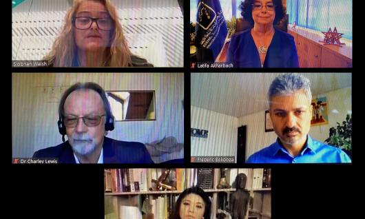 « Face à l'offre des plateformes numériques globales, Les médias audiovisuels ont besoin d'un renouveau éditorial et non seulement d'une mise à niveau technologique » Mme Akharbach au Forum International des Régulateurs