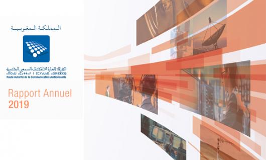 Rapport annuel 2019  L'élargissement de l'offre télévisuelle et radiophonique et la régulation des contenus audiovisuels au cœur de l'action de la HACA