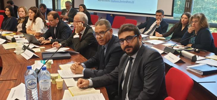 La Haute Autorité de la Communication Audiovisuelle (HACA) a pris part, les 16 et 17 septembre à Bruxelles, à la réunion du Comité de Pilotage régional du