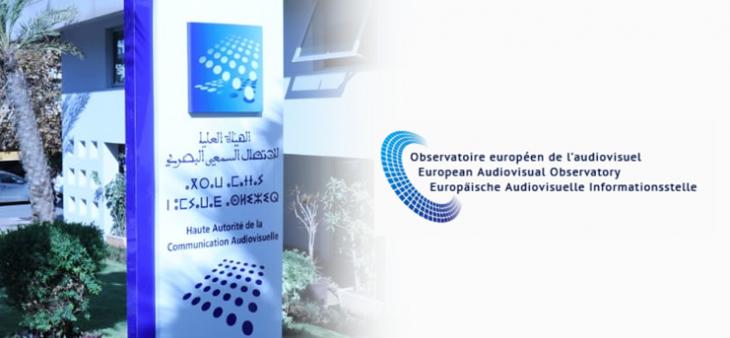 الهيأة العليا للاتصال السمعي البصري تشارك في الدورة الخامسة والستين لاجتماع مكتب اللجنة التنفيذية للمرصد الأوروبي للسمعي البصري