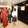 La Présidente de la HACA s'entretient avec la Présidente de la Commission Africaine des Droits de l'Homme et des Peuples Mme Soyata Maiga