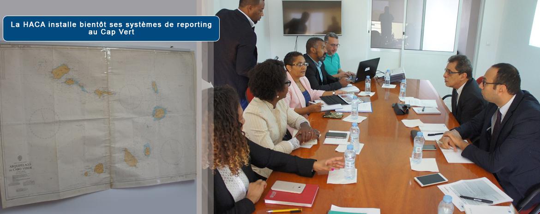 La HACA installe bientôt ses systèmes de reporting au Cap Vert