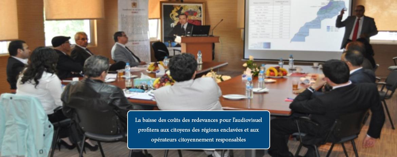 La baisse des coûts des redevances pour l'audiovisuel profitera aux citoyens des régions enclavées et aux opérateurs citoyennement responsables