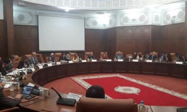 رئيسة الهيأة العليا للاتصال السمعي البصري تشارك في اجتماع لجنة القيادة الثنائية