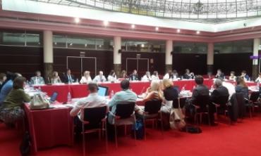 تشارك الهاكا في الاجتماع العاشر للهيئة التقنية للريرم  (RIRM) المنعقد بمدريد