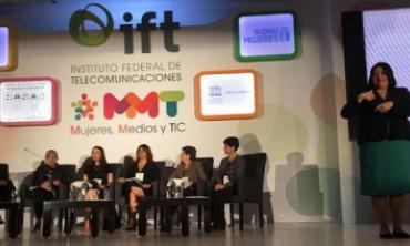 Participación de la HACA en el Foro del IFT en Méxic