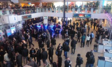 الهاكا تشارك في معرض منظومة التكامل الأوروبية بأمستردام