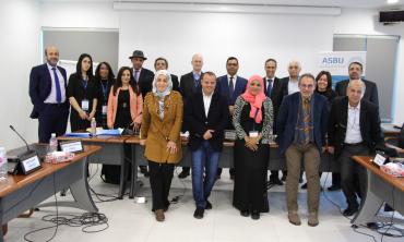 La HACA participe à la session de formation organisée par l'Union de radiodiffusion des États arabes (ASBU) autour des valeurs du service public