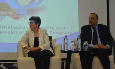 La HACA prend part à un congrès pour la protection de la propriété intellectuelle EN Afrique