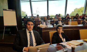 La Présidente de la HACA salue, à Strasbourg, l'intégration de la lutte contre la violence de genre, y compris par le biais des médias, comme composante transversale du Programme Sud III
