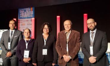 الهيأة العليا للاتصال السمعي البصري تشارك في معرض الإذاعة والصوتيات الرقمية لسنة 2019