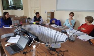 Le Directeur Général de la HACA prend part aux travaux du Bureau du Conseil exécutif de l'Observatoire Européen de l'Audiovisuel