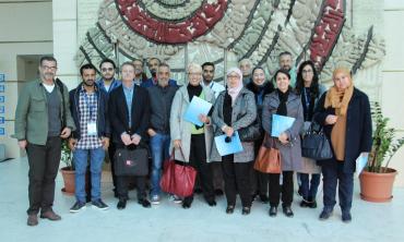 مشاركة الهاكا في دورة تكوينية لاتحاد إذاعات الدول العربية حول