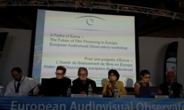 L'Observatoire Européen de l'Audiovisuel s'interroge à Cannes sur « l'avenir du financement des films en Europe »