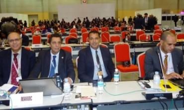 La HACA paticipe à la 19ème conférence de plénipotentiaires de l'IUT qui lance son programme « Connect 2020 » - Le Maroc élu au CA de l'IUT et réélu au RRB