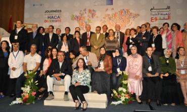 Clôture des Journées Internationales de la HACA sur la diversité