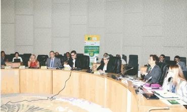 La HACA prend part à la XVIème Assemblée Plénière du RIRM à Nouakchott (Mauritanie)