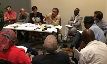 Plus de 300 journalistes francophones débattent à Conakry du « journalisme, investigation et transparence »