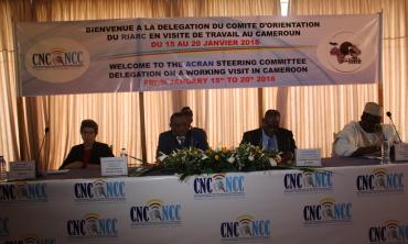 La Présidente de la HACA à Yaoundé pour une mission panafricaine de plaidoyer.
