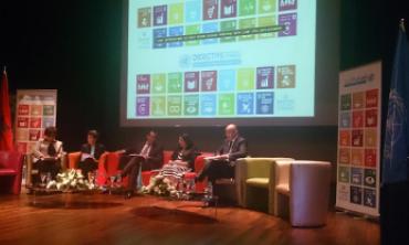 الهاكا تشارك في ورشة عمل للتفكير في تحقيق أهداف التنمية المستدامة