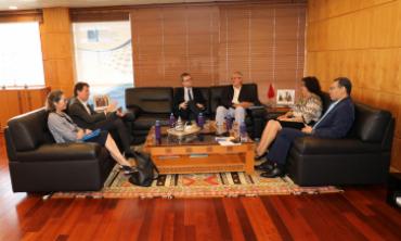 La HACA accueille les travaux de la commission technique du Réseau des Instances de Régulation Méditerranéennes