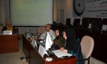 La Présidente de la HACA préside, à Djeddah, la 4ème Réunion Annuelle de l'IBRAF