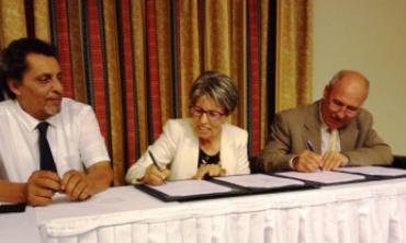 توقيع اتفاق-إطار بين الهيأة العليا والهيئة العليا المستقلة (تونس)