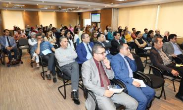 Atelier de formation au profit du personnel de la HACA sur  « L'économie du numérique ou la nouvelle course à l'audience »