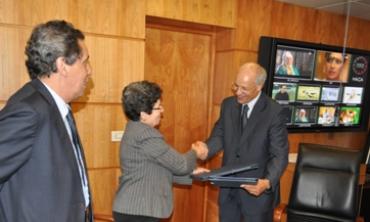 الهيأة العليا وجامعة الأخوين يوقعان اتفاقية شراكة في مجال التكوين والبحث