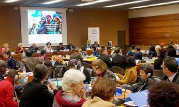 La HACA participe à une rencontre internationale sur le « Genre et les médias » à Genève