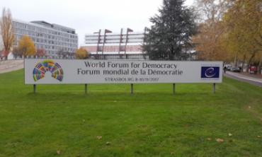 Le « Forum Mondial de la Démocratie » du Conseil de l'Europe met « le populisme en question » face aux médias et aux citoyens