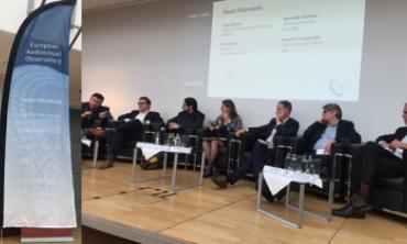 La HACA participe à un forum de l'OEA sur la convergence : « La convergence encore ? la suppression des intermédiaires dans le secteur audiovisuel »