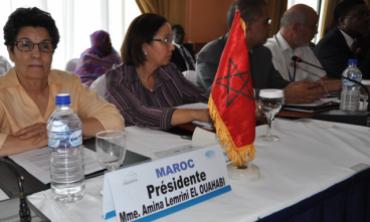 La HACA participe à la troisième Conférence des Présidents du REFRAM à N'djamena (République du Tchad)