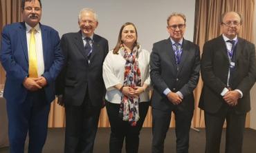 La HACA élue à l'unanimité à la vice-présidence du RIRM à l'issue de sa 20ème Assemblée Plénière à Barcelone