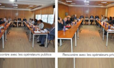 Le CSCA organise deux réunions d'information avec les opérateurs publics et privés autour de la question du pluralisme