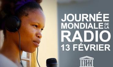 LA HACA A LA JOURNEE MONDIALE DE LA RADIO DE L'UNESCO A PARIS