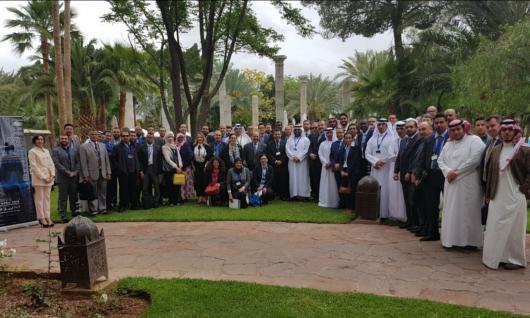 الهيأة العليا ضمن فعاليات الاجتماع الثالث والعشرين للفريق العربي الدائم للطيف الترددي