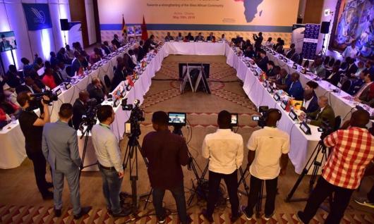 الهاكا بأكرا من أجل دعم انضمام  المغرب للمجموعة الاقتصادية لدول غرب إفريقيا