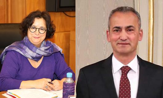 رئيسة الهيأة العليا للاتصال السمعي البصري تستقبل سفير الجمهورية التونسية بالمغرب