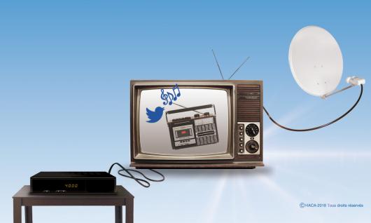 استهلاك المغاربة المتزايد للمضامين السمعية البصرية  عبر تكنولوجيا المعلومات والاتصال