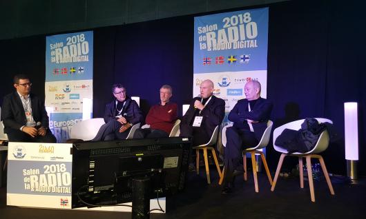 La HACA à l'édition 2018 du Salon de la Radio de Paris dominé par les défis du numérique