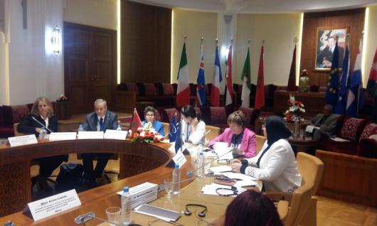 La Présidente de la Haca prend part à la conférence régionale sur les femmes en politique