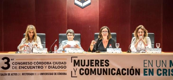 La Présidente de la HACA prend part à un séminaire sur « Femmes et communication dans un monde en crise », organisé à Cordoue