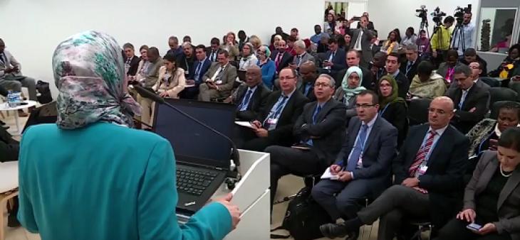 « La Charte nationale Médias, environnement et Développement Durable » à la COP 23
